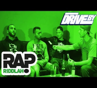 ATTILAH78, AKEZ & KALIBAH95 | FRAGE? ANTWORT! (OFFICIAL DRIVE BY INTERVIEW)