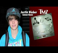 Audio Leaks Of 14 Year Old Justin Bieber Rapping Over Cannon Track