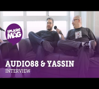 "Audio88 & Yassin über ""Normaler Samt"" (splash! Mag TV)"