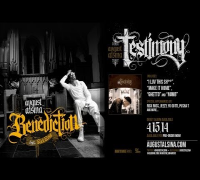 "August Alsina ft. Rick Ro$$- ""Benediction"" [Full] Pre-Order 'Testimony' now!"