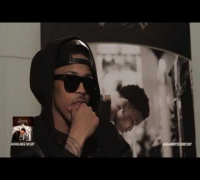 "August Alsina's breaks down 'Testimony'... track 12 & 13 - ""Mama"" & ""Benediction"" ft. Rick Ross"