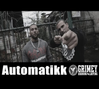 Automatikk - Flatrate Stress (OFFICIAL HD VERSION GRIMEY)