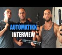 AUTOMATIKK INTERVIEW: JVE2, Fitness, Zwillinge, Kurdo, Bushido Beef, BSH, Jan Delay, Nazi, Azad, Eko
