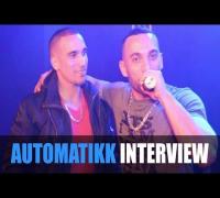 AUTOMATIKK INTERVIEW über PUMP DIE HANTELBANK II & JENSEITS VON EDEN 2 - TV STRASSENSOUND - Babo Jam