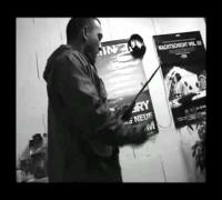 Automatikk & Kool Savas im Studio Automatikk Album 2011