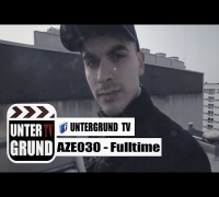 AZE030 - Fulltime (OFFICIAL HD VERSION) prod. by Sinan Boom