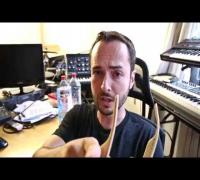 B-LASH - Funk-O-Tronic VBlog 02 SupaFunk Special (Short Edit)