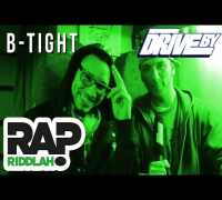 B-TIGHT | FRAGE? ANTWORT! (OFFICIAL DRIVE BY INTERVIEW)