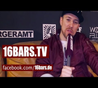 "Back Then: Liquit Walker über ""Feuer über Deutschland"" (16BARS.TV)"