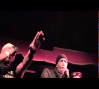 BACKBLOCKS FT  GENERAL STEELE  @Shabaam Sahdeeq birthday show @Southpaw