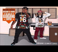 Ballout & Tadoe - The Rise Of Glo Gang Empire - (Full Mixtape)