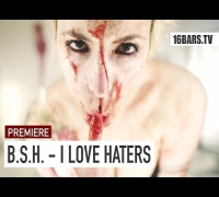 Bass Sultan Hengzt - I Love Haters (16BARS.TV PREMIERE)