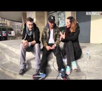 Bass Sultan Hengzt & Serk im Interview bei BERLINMUSIC.TV
