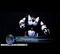 BattleBot 1.0 vs. Locil | VBT 2015 Vorrunde 2