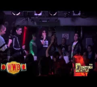 BDad vs Ray D - BenztownBattle / Rap Battle (WWB-Die Liga)
