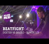BEATFIGHT DEXTER VS. SHUKO @MIADIDAS – RUNDE 2