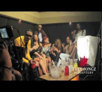 Behind the Scenes: Trey Songz - 2 Reason ft. T.I. [Video Shoot]