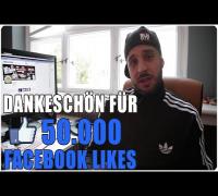 Ben Salomo dankt Euch für 50.000 Facebook LIKES!!! (ANSAGE)