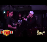 Benny SAN vs Mc Luxusliner - BenztownBattle / Rap Battle (WWB-Die Liga)