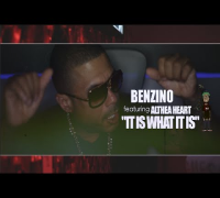Benzino f/ Althea Heart - It Is What It Is (Official Video) Shot By @AZaeProduction