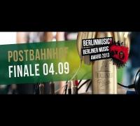 Berliner Music Award 2013 - Das Finale mit Yeomen, Charity Children und Otto Normal - BERLINMUSIC.TV