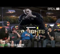 Berner on Dr. Greenthumb Show - (5/19/14) Part 1