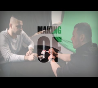 Bero Bass feat. Kurdo & Sivan Perwer - Freiheit ( MAKING OF )
