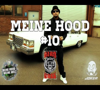 BERO BASS - MEXIKAN HAZE - MEINE HOOD #10  (OFFICIAL HD VERSION)
