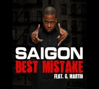 BEST MISTAKE (my apology song) by Saigon feat. G. Martin