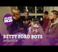 """Betty Ford Boys: Tipps gegen Kater, das neue Album """"Retox"""" & Soloprojekte (splash! Mag TV)"""
