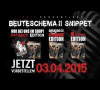 BEUTESCHEMA 2 SNIPPET ►VÖ.03.04.2015
