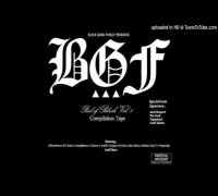 BGF - Pool of Blvck Vol. 1 - Versace Cigarellos