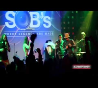 "B.I.C. ""YO SOY WIDDIT"" Live at SOB'S NYC"