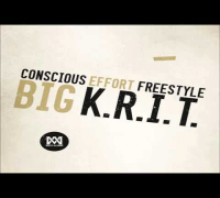 Big K.R.I.T. - Conscious Effort