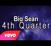 Big Sean -  4th Quarter (Prod  By Key Wane) [Official Audio] | HD
