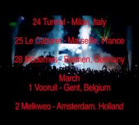 Big Sean - Europe 2013
