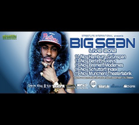 Big Sean - Finally Famous Tour 2013 (presented by Thug Life & Streetlife)