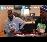 Bizarre and X-Factor Discuss Go-Rilla Warfares Crown Battle in Chicago