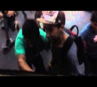 Black Dave's Iphone - Kid Falls Skitching Zoo York Van