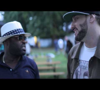 Black Thought of The Roots and R.A. the Rugged Man discusses possible collab