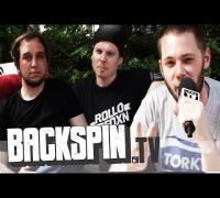 "BLACKBOOK - Verrückte Hunde über ""Tohuwabohu"" | BACKSPIN TV"