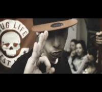 Blackrony one - Hijo de Pute [Thug Life Exclusive Video]
