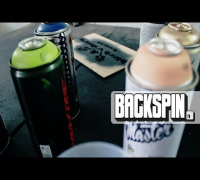 Blech & Dosen Graffiti-Event | BACKSPIN TV