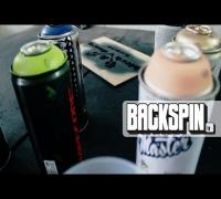Blech & Dosen Graffiti-Event | BACKSPIN TV