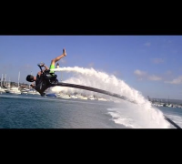 Bliss n Eso TV: Robbie Maddison Jetpack (My Life Music Video Deleted Scenes)
