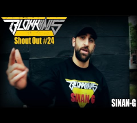 Blokkhaus Shout Out #24 - Sinan-G