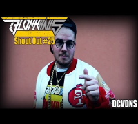 Blokkhaus Shout Out #25 - DCVDNS