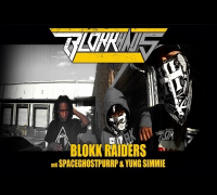 Blokkmonsta - Blokk Raiders mit SpaceGhostPurrp & Yung Simmie (HD-Video)