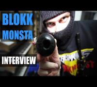 BLOKKMONSTA INTERVIEW: Blokkhaus, Berlin, Ice T, Hirntot, Staiger, SEK, Razzia, Savas, Eko, Allstar