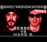 BMCL PROVOKATION: BESSER VS MARS B. | AM 18.02.2015 - LIVE (ANSAGE)